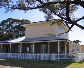 Restored Australian Inland Mission Hospital - Accommodation Port Macquarie