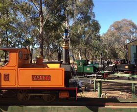 Mudgee Miniature Railway - Accommodation Port Macquarie