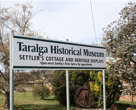 Taralga Historical Society Museum - Accommodation Port Macquarie