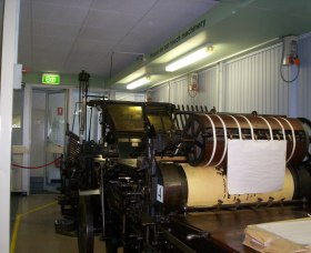 Queanbeyan Printing Museum - Accommodation Port Macquarie