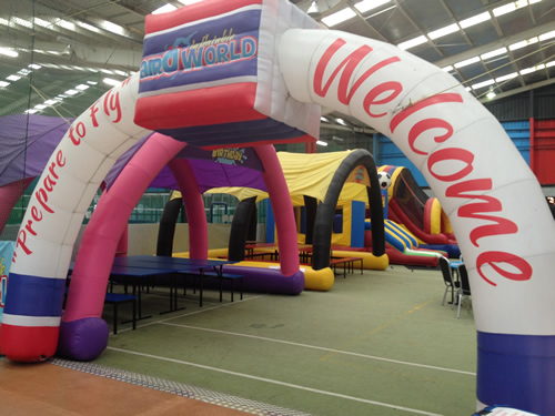 Airodrome Trampoline Park - Accommodation Port Macquarie