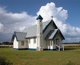 Tarraville Church - Accommodation Port Macquarie