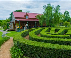 Amazement Farm and Fun Park / Cafe and Farmstay Accommodation - Accommodation Port Macquarie