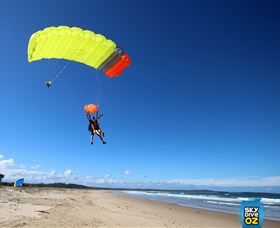 Skydive Oz Batemans Bay - Accommodation Port Macquarie