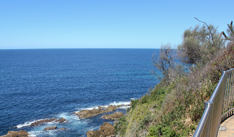 Moruya Heads lookout - Accommodation Port Macquarie