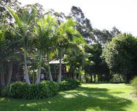 Lorne Valley Macadamia Farm - Accommodation Port Macquarie