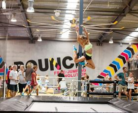 Bounce Inc Trampoline Park - Accommodation Port Macquarie