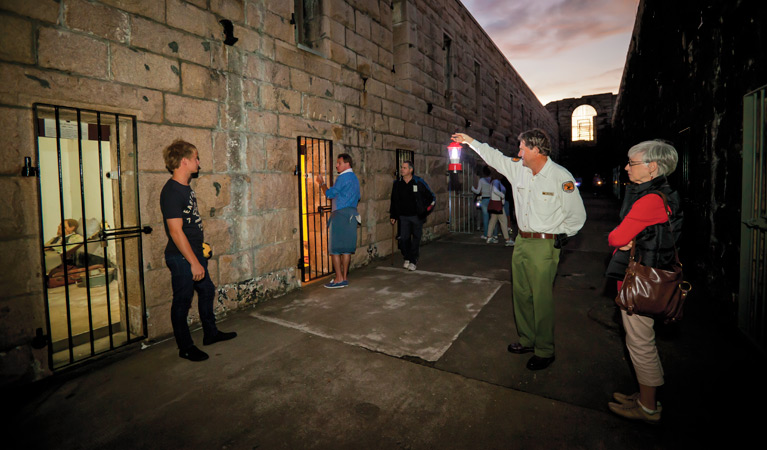 Trial Bay Gaol - Accommodation Port Macquarie