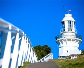 Smoky Cape Lighthouse Accommodation and Tours - Accommodation Port Macquarie