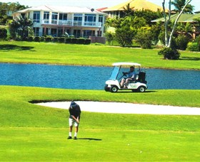 Emerald Downs Golf Course - Accommodation Port Macquarie