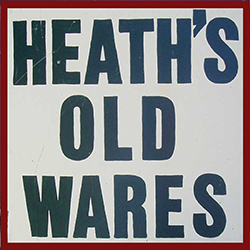 Heaths Old Wares Collectables  Industrial Antiques - Accommodation Port Macquarie