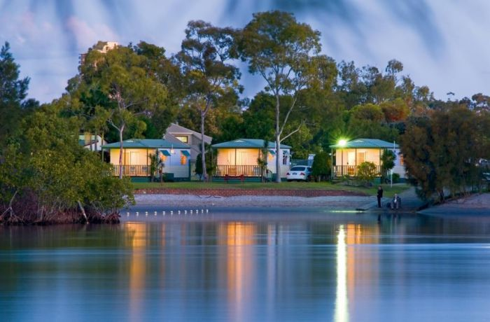 Boyds Bay Holiday Park - Accommodation Port Macquarie