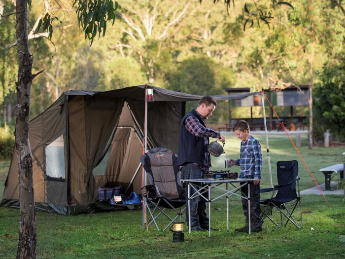 Hardings Paddock Campground - Accommodation Port Macquarie