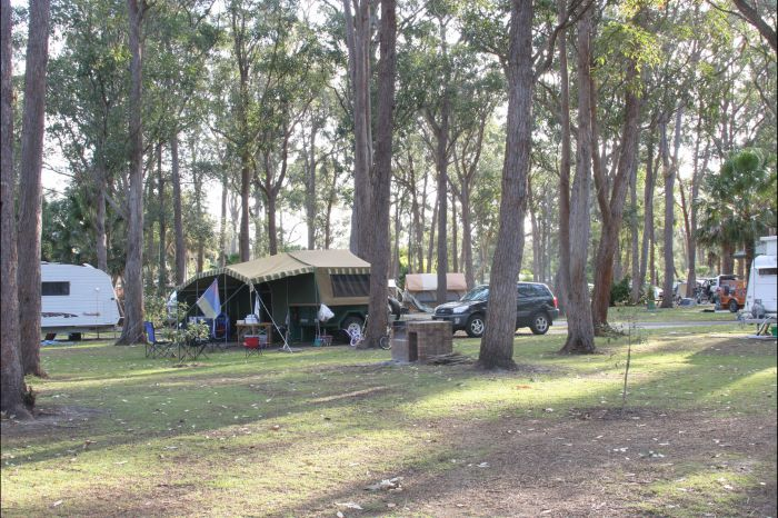 Darlington Beach NRMA Holiday Park - Accommodation Port Macquarie