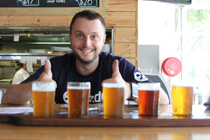Capital 3in3 - 3 Craft Beer Hotspots in 3 Hours - Accommodation Port Macquarie
