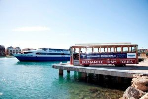 Perth Lunch Cruise including Fremantle Sightseeing Tram Tour - Accommodation Port Macquarie