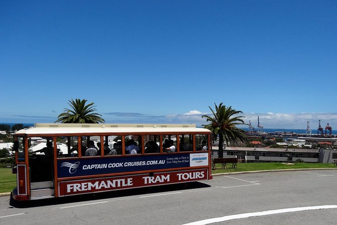 Perth Shore Excursion Fremantle Hop-On Hop-Off Tram Tour - Accommodation Port Macquarie