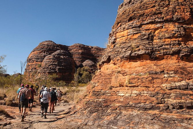 15-Day Camping Tour from Broome to Darwin Including Mitchell Falls