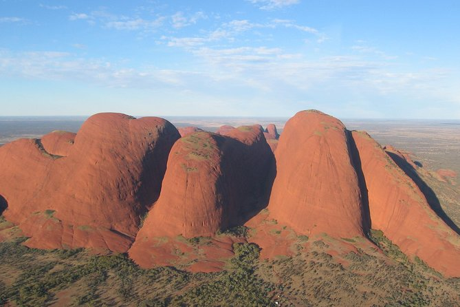 Kata Tjuta and Uluru Grand View Helicopter Flight - Accommodation Port Macquarie