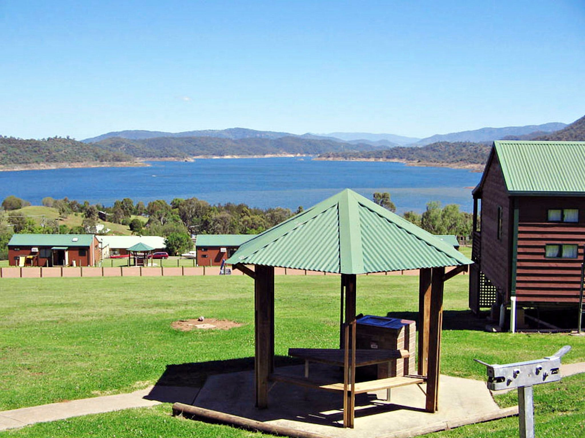 Lake Glenbawn Recreation Area - Accommodation Port Macquarie
