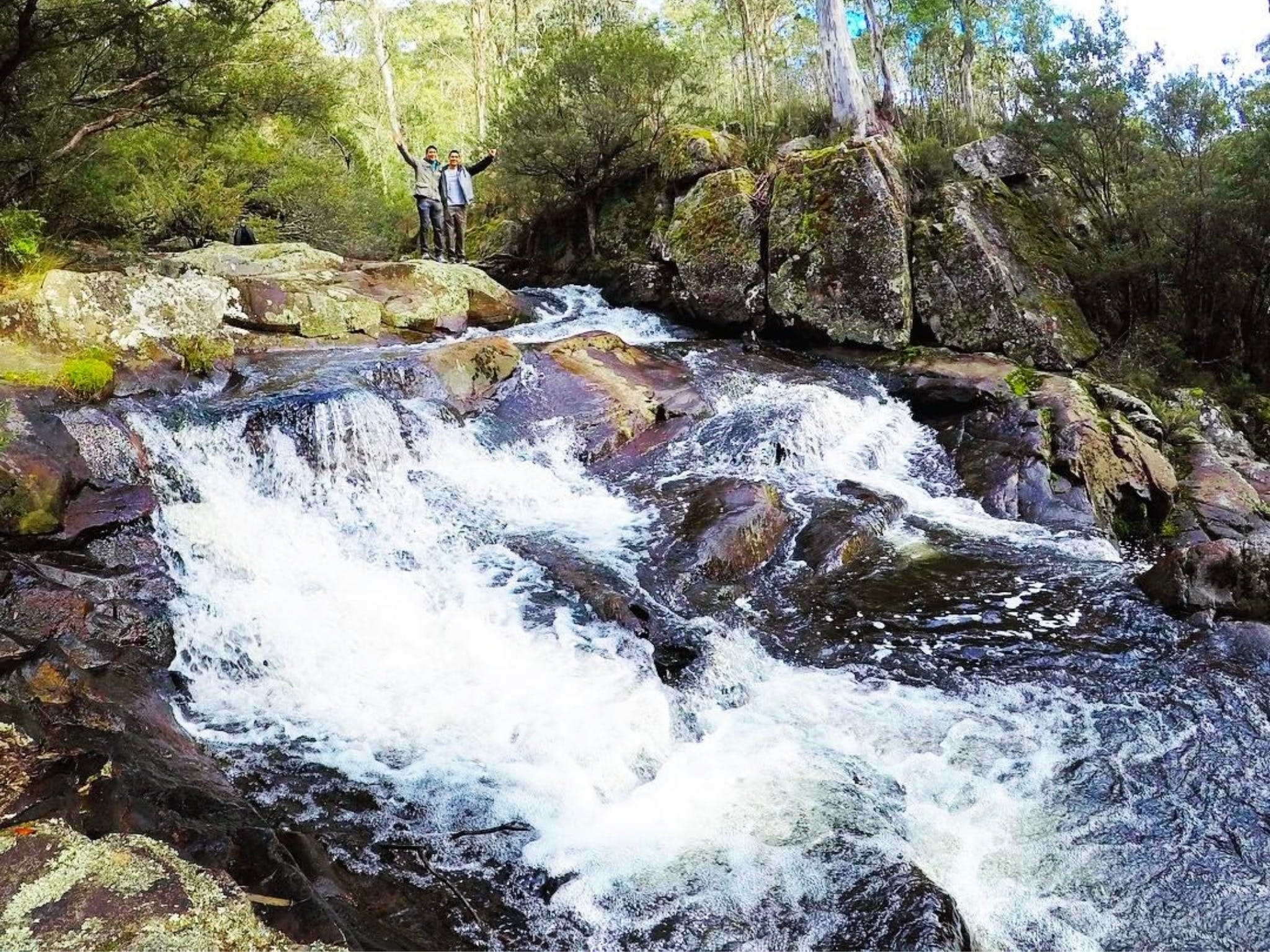 Polblue Falls - Accommodation Port Macquarie