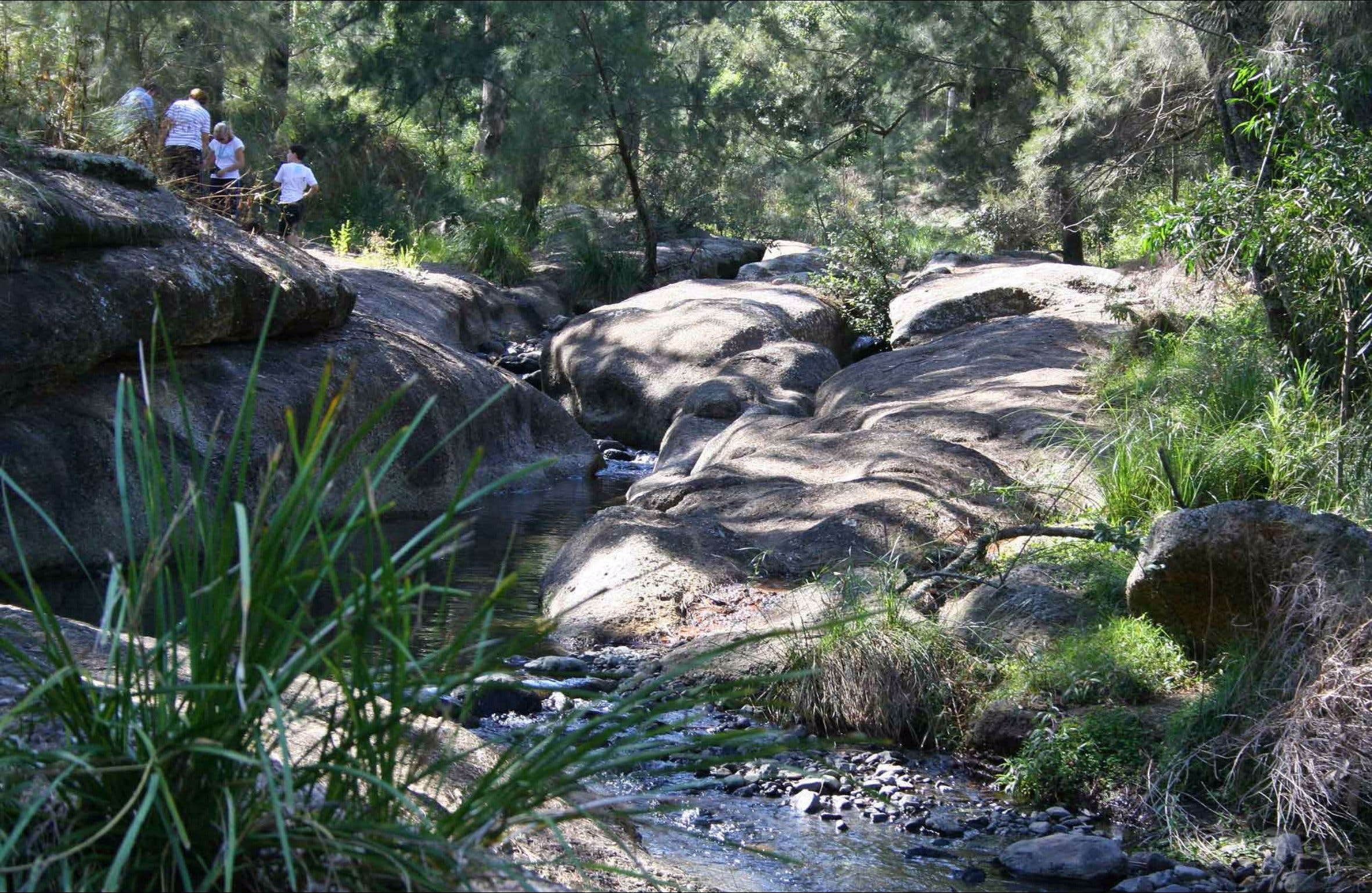 Washpools waterhole - Accommodation Port Macquarie