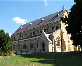 St Peters Anglican Church - Accommodation Port Macquarie