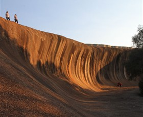 Wave Rock - Accommodation Port Macquarie