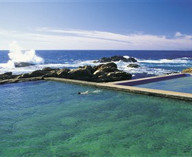 Blue Pool - Accommodation Port Macquarie
