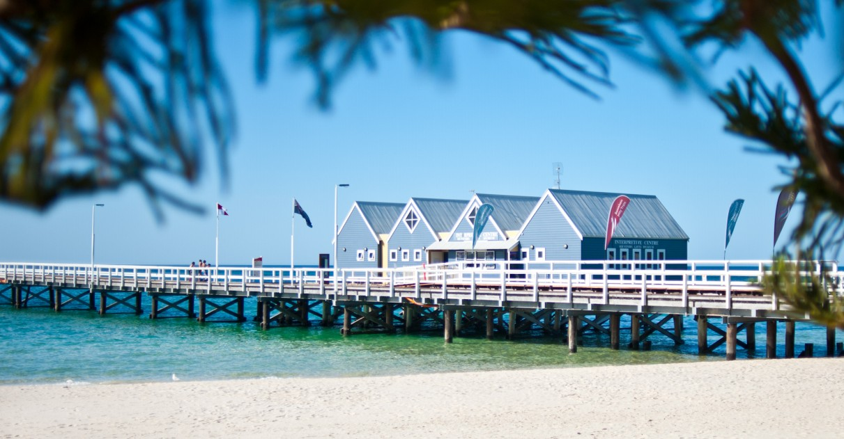 Busselton Jetty  Underwater Observatory Tour - Accommodation Port Macquarie