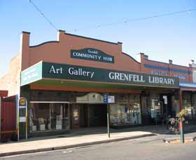 Grenfell Art Gallery - Accommodation Port Macquarie
