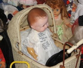 Little Darlings Doll Museum and Coffee Shop - Accommodation Port Macquarie