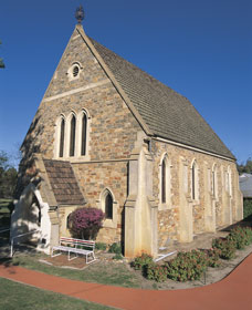 Uniting Church - York - Accommodation Port Macquarie