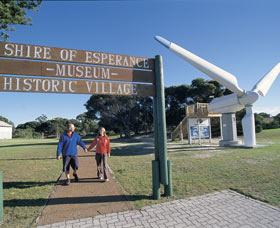 Esperance Municipal Museum - Accommodation Port Macquarie