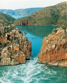 Horizontal Waterfalls - Accommodation Port Macquarie