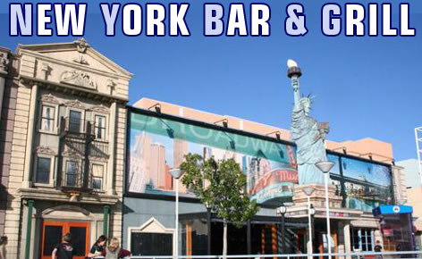 New York Bar  Grill - Accommodation Port Macquarie