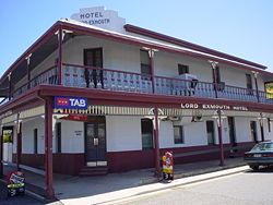 Lord Exmouth Hotel - Accommodation Port Macquarie