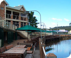 The Woodport Inn - Accommodation Port Macquarie
