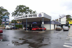 Leumeah Club Hotel - Accommodation Port Macquarie