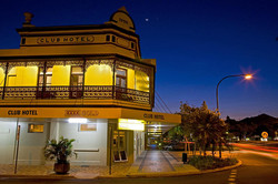 The Club Hotel - Accommodation Port Macquarie