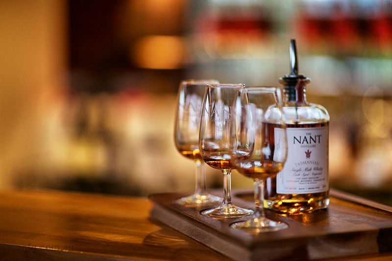 Nant Whisky Bar Salamanca - Accommodation Port Macquarie
