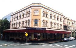 The Grand Hotel Newcastle - Accommodation Port Macquarie