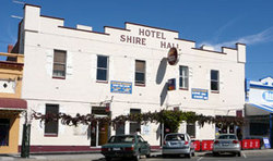 Shire Hall Hotel - Accommodation Port Macquarie