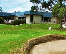 Vincentia Golf Club - Accommodation Port Macquarie