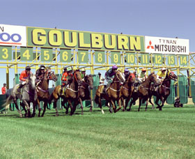 Goulburn and District Racing Club - Accommodation Port Macquarie