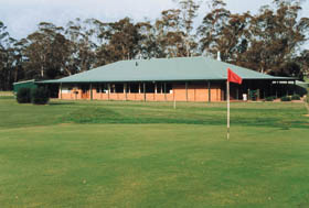 Echunga Golf Club Incorporated - Accommodation Port Macquarie