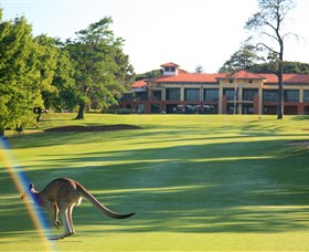 Royal Canberra Golf Club - Accommodation Port Macquarie