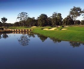 Kooindah Waters Golf Club - Accommodation Port Macquarie