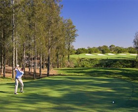 Hunter Valley Golf and Country Club - Accommodation Port Macquarie