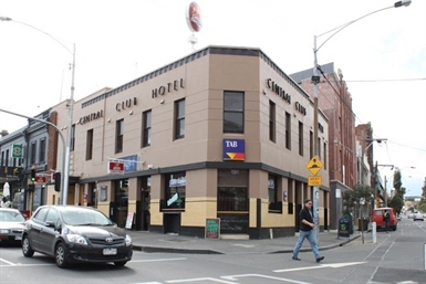 Central Club Hotel - Accommodation Port Macquarie